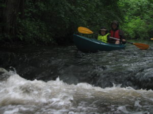 Bystra rzeka